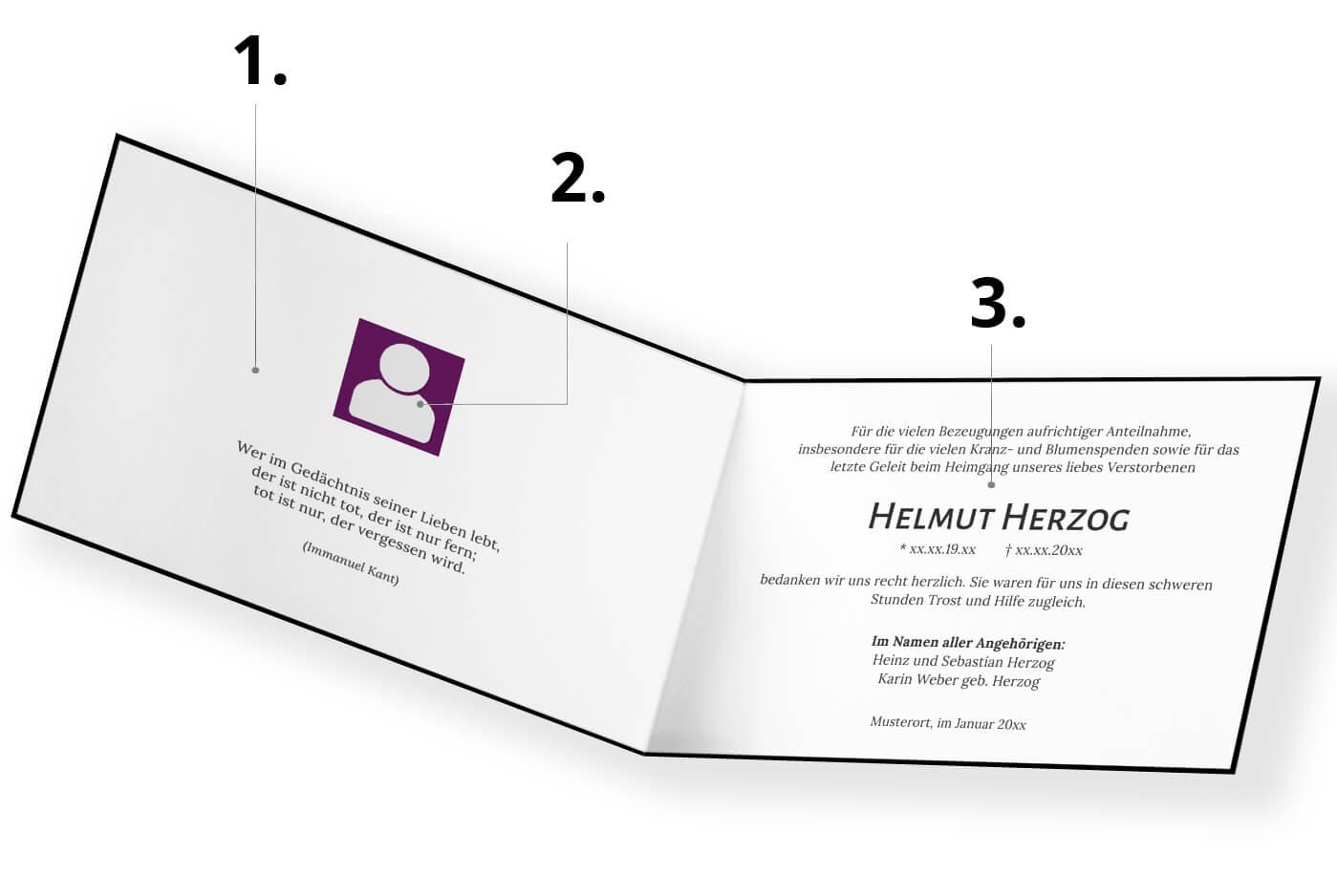 Beileidskarte Wissenswertes Zu Beileidskarten 9